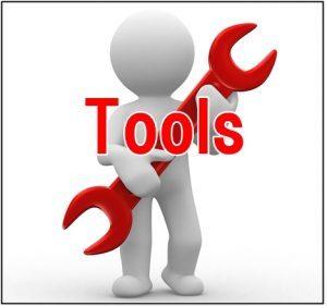 toolsを複数持っている人