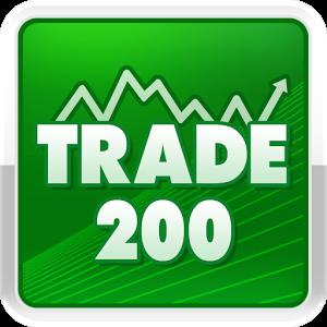 trade200(トレード200)のメインの取引TRADE200のロゴ