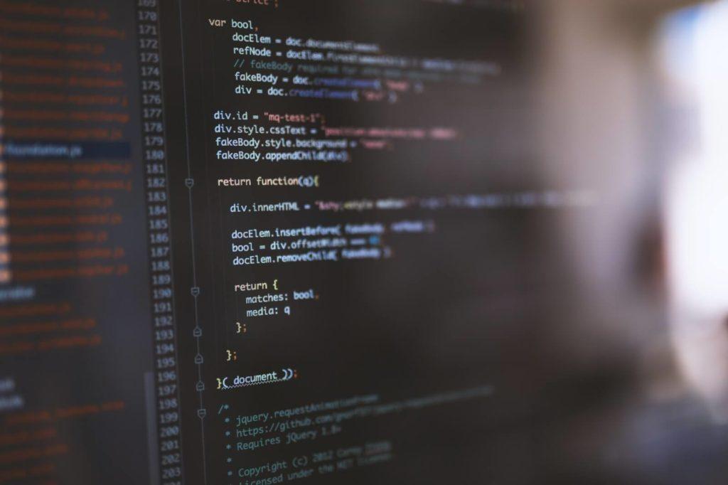 プログラミングの画像
